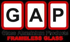 GAP LOGO Framesless Glass