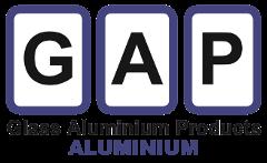 GAP LOGO aluminium